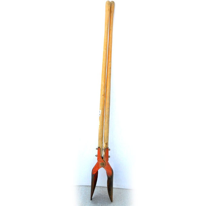 Post hole auger, manual
