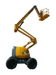 Lift, rough terrain 46 ft.