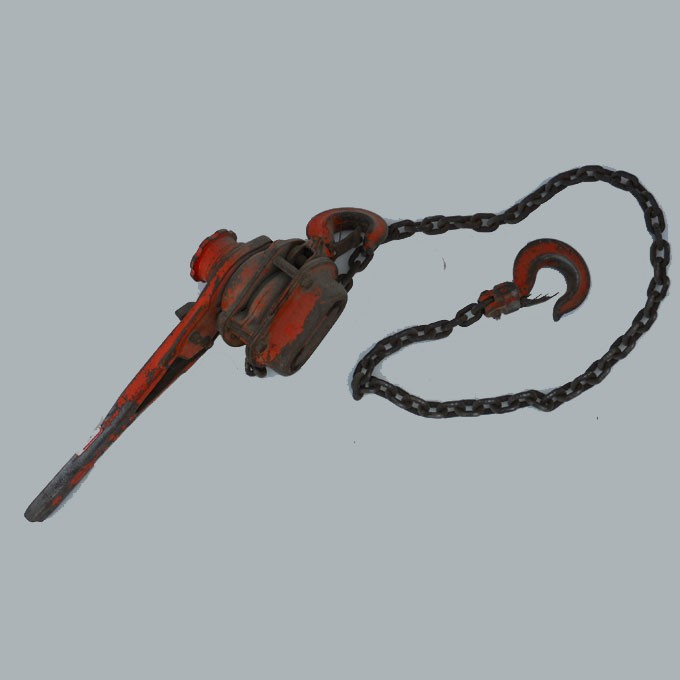 Chain puller (2 ton)