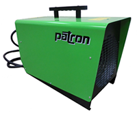 Heater, 6000 watt electric