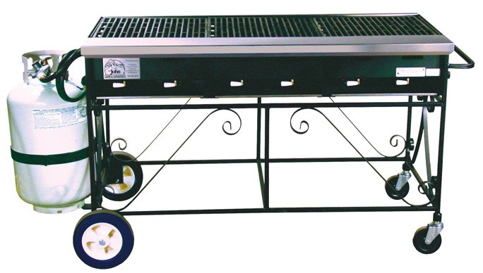 Grill, lp commercial Lg.