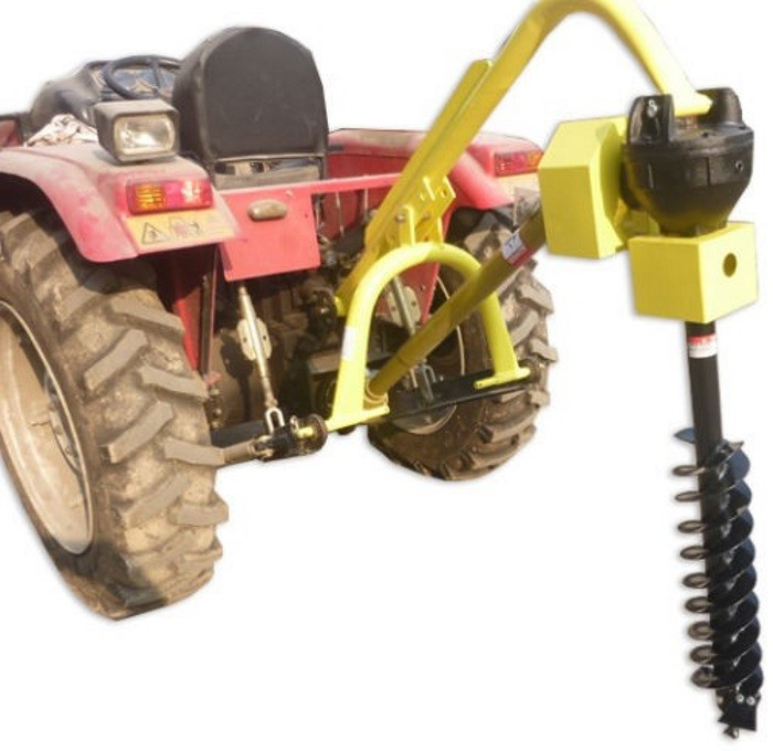 PTO Auger Attachment for Utility Tractor