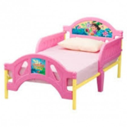 toddler bed for girl