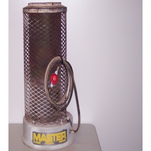 Heater,lp Radiant 100k btu