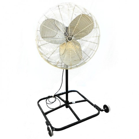 "Fan, pedestal 30"" 2 spd."