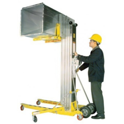 Lift, material (650 lbs.) 18ft
