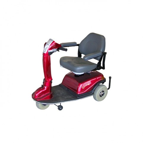 Electric mobility scooter 3 wheel