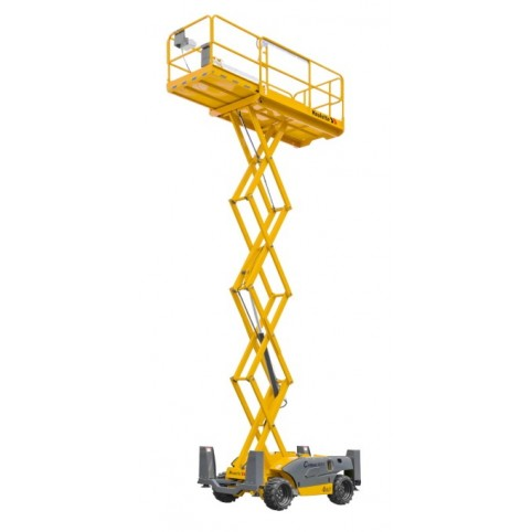 Lift, Rough terrain Scissor Lift 3368