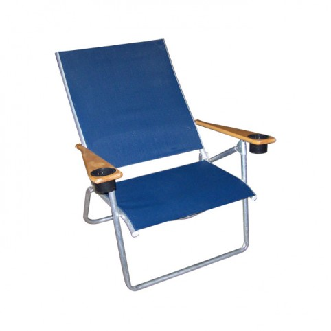 Beach chair, high