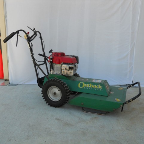 Brush cutter,self propelled