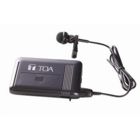 Wireless mic. for t/t lecturn