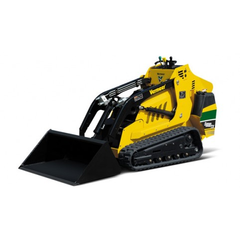 Loader, compact utility