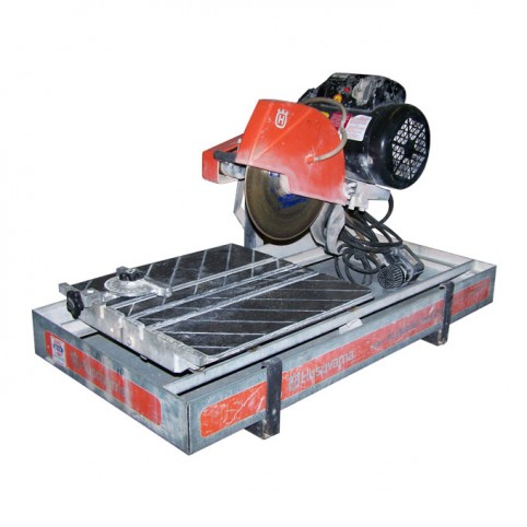 Tile saw, 1.5hp